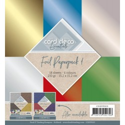 (CDEPP003)Foil Paperpack