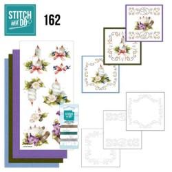 (STDO162)Stitch and Do 162 - Precious Marieke - Christmas Arrangement