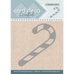(CDEMIN10025)Card Deco Essentials - Mini Dies - Candy Cane