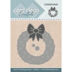 (CDEMIN10026)Card Deco Essentials - Mini Dies - Wreath