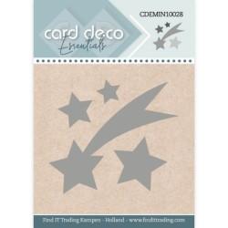 (CDEMIN10028)Card Deco Essentials - Mini Dies - Falling Star