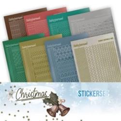 (CHSTS017)Creative Hobbydots Stickerset 17