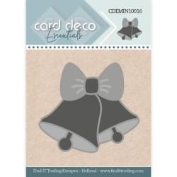 (CDEMIN10016)Card Deco Essentials - Mini Dies - Christmas Bells