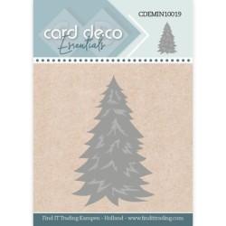 (CDEMIN10019)Card Deco Essentials - Mini Dies - Christmas Tree