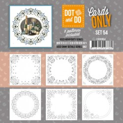 (CODO054)Dot and Do - Cards Only - Set 54