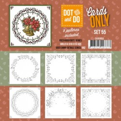 (CODO055)Dot and Do - Cards Only - Set 55