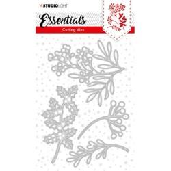 (SL-ES-CD62)Studio Light SL Cutting Die SL Christmas Twigs Essentials nr.62