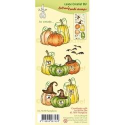 (55.7439)Clear Stamp Pumpkins