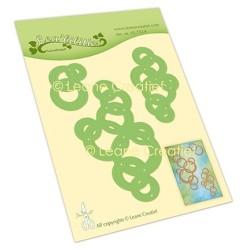 (45.7514)Lea'bilitie Circle Ornaments