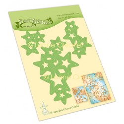 (45.7521)Lea'bilitie Star Ornaments