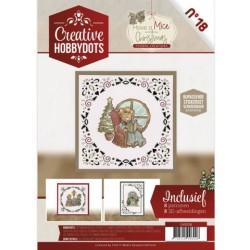 (CH10018)Creative Hobbydots 18 - Have a Mice Christmas