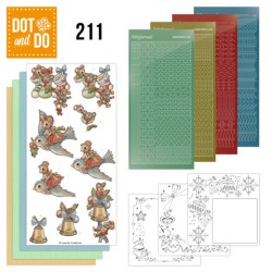 (DODO211)Dot and Do 211 - Yvonne Creations - Have a Mice Christmas