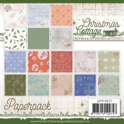(JAPP10022)Paperpack - Jeanine's Art - Christmas Cottage
