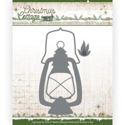 (JAD10137)Dies - Jeanine's Art - Christmas Cottage - Lantern