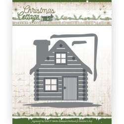 (JAD10139)Dies - Jeanine's Art - Christmas Cottage - Cottage