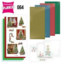 (SPDO064)Sparkles Set 64 - Amy Design - Christmas Home
