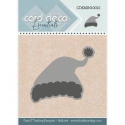 (CDEMIN10022)Card Deco Essentials - Mini Dies - Santa's Hat