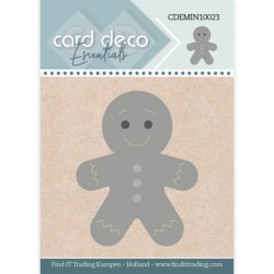 (CDEMIN10023)Card Deco Essentials - Mini Dies - Cookie