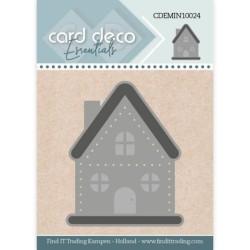 (CDEMIN10024)Card Deco Essentials - Mini Dies - House
