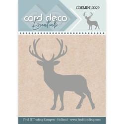 (CDEMIN10029)Card Deco Essentials - Mini Dies - Deer