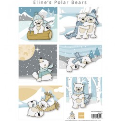 (AK0088)Eline's Polar bears