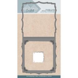 (CDCD10048)Card Deco Essentials Dies - Holly Corner 4K