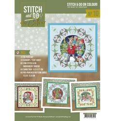 (STDOOC10010)Stitch and Do on Colour 010