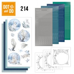 (DODO214)Dot and Do 214 - Amy Design - Awesome Winter - Winter Animals