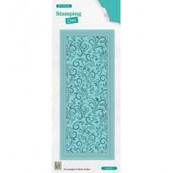 (STAD001)Nellie's choice Stamping dies Flowers