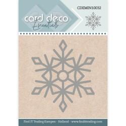 (CDEMIN10032)Card Deco Essentials - Mini Dies - Snowstar