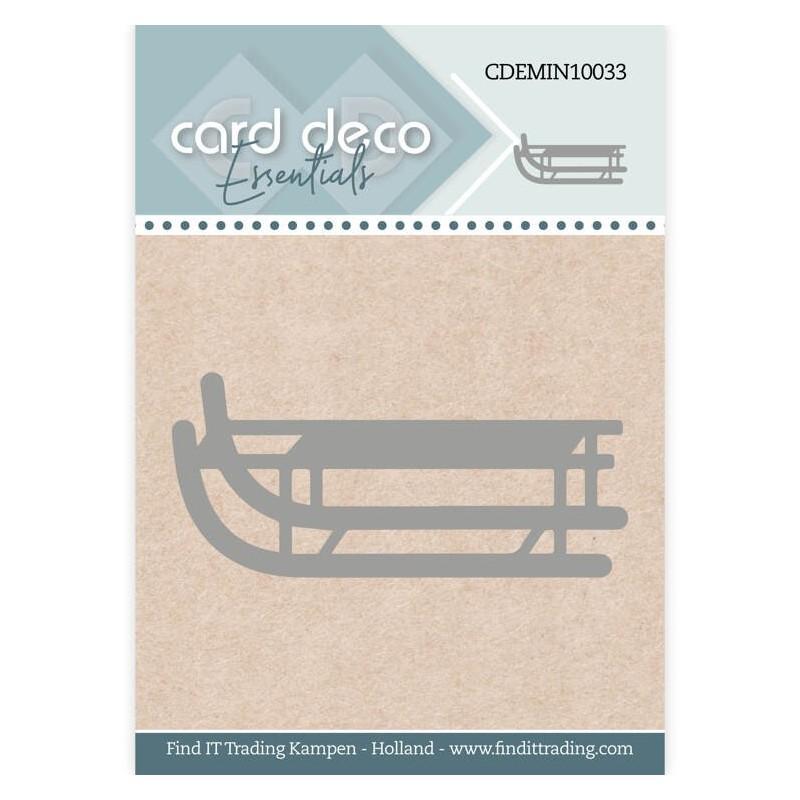 (CDEMIN10033)Card Deco Essentials - Mini Dies - Sledge