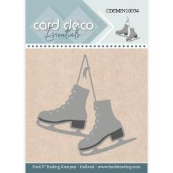(CDEMIN10034)Card Deco Essentials - Mini Dies - Ice Skates