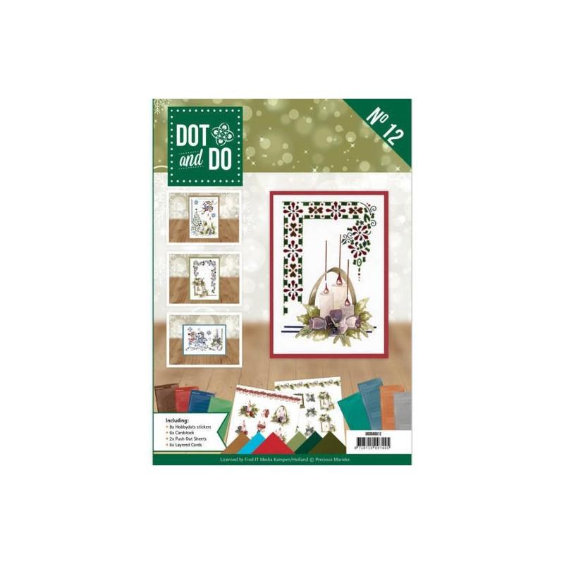 (DODOA6012)Dot and Do Book 12 - Precious Marieke - The Best Christmas Ever