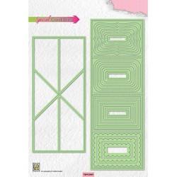 (T&PCD001)Nellie's Twist & Pop card dies