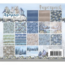 (ADPP10042)Paperpack - Amy Design - Awesome Winter