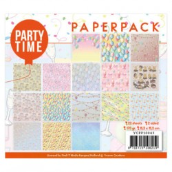 (YCPP10043)Paperpack - Yvonne Creations - Party Time