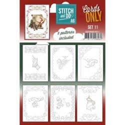 (COSTDOA610011)Stitch and Do - Cards Only - Set 11