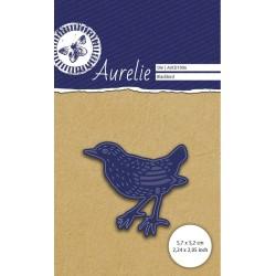 (AUCD1006)Aurelie Black Bird Die