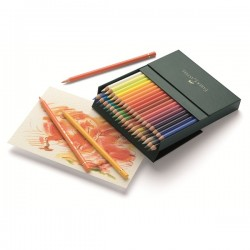 (038)Pencil FC Polychromos studio box 36 colours
