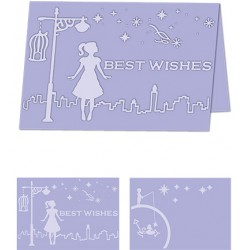 (EF-WHW-A4)A4 Craftwell - Whimsical Wishes