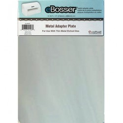 (EB-MAP-P1)eBosser Metal Adapter Plate