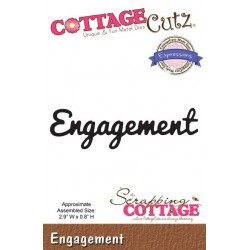 (CCX-048)Scrapping Cottage Expressions Engagement