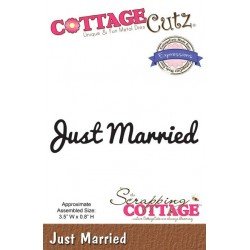 (CCX-053)Scrapping Cottage Expressions Just Married