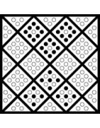 PCA® EMBOSSING Parchment Templa