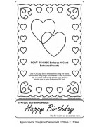 PCA® Emboss-A-Card