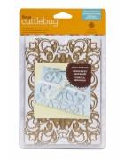 Dies Cricut Cuttlebug
