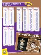 Nellie's Bracelet Border Die