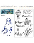 Clear Stamp Darice