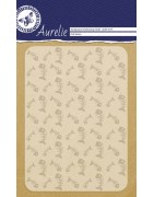 Embossing folder Aurelie