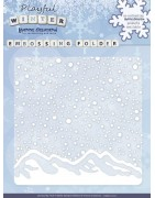 Embossing folder Yvonne Creation